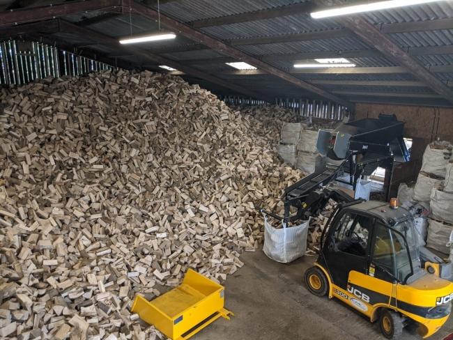 lots of logs, loads of logs, truck full of logs, log stacks, delivery of logs, logman, logmanfuels, log fuels